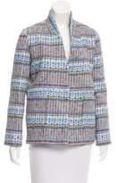 Roseanna Oversize Tweed Jacket