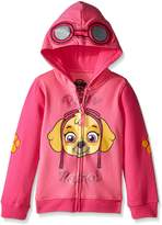 Nickelodeon Paw Patrol Little Girls' Skye Toddler Hoodie