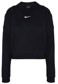 Nike DRY TOP LONG SLEEVES CREWNECK CROP Sweatshirt