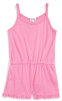Splendid Girl's Seasonal Basic Romper