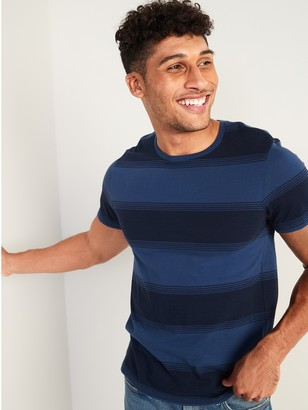 Old Navy Soft-Washed Striped Crew-Neck Tee for Men