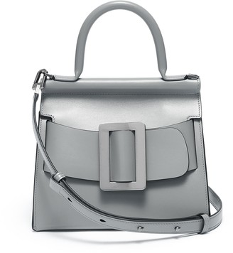 Boyy 'Karl 24' buckled leather satchel