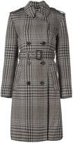 3.1 Phillip Lim houndstooth trench coat