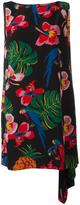 Valentino tropical print dress - women - Silk - 42