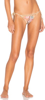 Ale By Alessandra Tie Side Brazilian Bottom