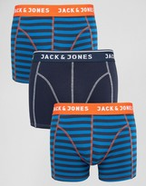 Jack and Jones Trunks 3 Pack