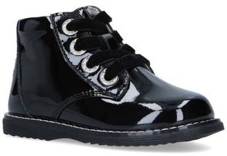 Lelli Kelly Kids Patent Camille Boots