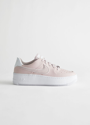 And other stories Nike Air Force 1 Sage Low Sneakers