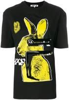 McQ bunny print T-shirt