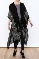 Love Stitch Lovestitch Flowing Kimono