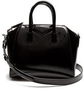 Givenchy Antigona mini patent-leather cross-body bag