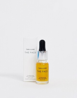 Tan-Luxe Tan Luxe The Face Illuminating Self-Tan Drops Medium/Dark 10ml