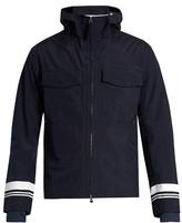 Stone Island Striped-cuff Lightweight Jacket