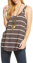 Chaser Shirttail Tank Top