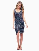 Splendid Sandstone Print Bodycon Dress