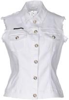 Philipp Plein Denim outerwear - Item 42549577