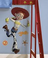 Toy Story Jessie Giant Peel & Stick Decal