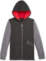 Sean John Boys' Zip-Up Hooded Jacket