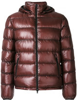 Herno hooded down jacket - men - Feather Down/Polyamide - 48