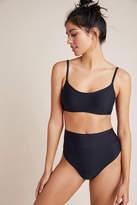 Anthropologie Charlie Tie-Back Bikini Bikini Bikini Bottom