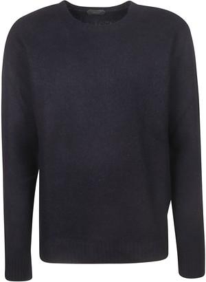 Zanone Round Neck Classic Sweater