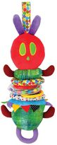 Kids Preferred The World of Eric Carle Jiggle Caterpillar Pull Toy by
