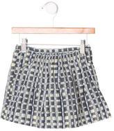 Bonpoint Girls' Patterned Skirt