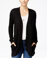 Ultra Flirt Juniors' Cocoon Cardigan