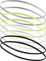 Nike Skinny Hairbands (8 Pack) - Clearance Sale