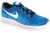 Nike Men's 'Lunarepic Low Flyknit' Running Shoe