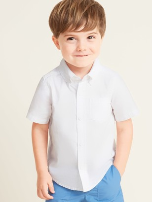 Old Navy Uniform Oxford Shirt for Toddler Boys