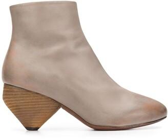Marsèll Pigolo pointed boots