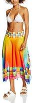 Sunflair Women's Multistyle-Rock Maguerite Dots Beachwear