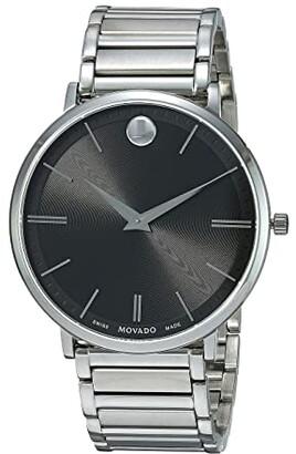 Movado Ultra Slim - 0607167 (Black) Watches