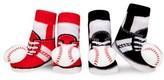 Infant Waddle & Friends 2-Pack Sport Rattle Socks