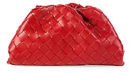 Bottega Veneta Women's Large The Pouch Leather Clutch