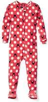 Gap babyGap | Disney Baby Minnie Mouse footed sleep one-piece