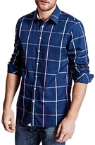 Thomas Pink Hollman Check Classic Fit Button Down Shirt