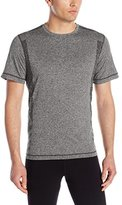 Asics Men's Hot Shot Heathered Training Shirt