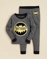 Intimo Boys' Batman Vintage Tight Fit Pajama Set - Sizes 2-7