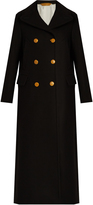 Golden Goose Deluxe Brand Johanna double-breasted wool coat