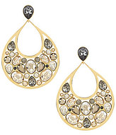 Swarovski Dorado Crystal Statement Earrings