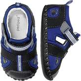 pediped Sahara Originals Fisherman Sandal (Infant/Toddler),,X-Small (0-6 months)