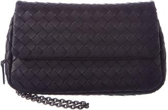 Bottega Veneta Intrecciato Nappa Leather Messenger