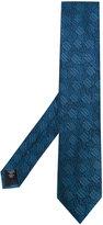 Ermenegildo Zegna floral tie - men - Silk - One Size