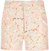 Reinaldo Lourenço floral print shorts