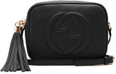 Gucci Soho grained-leather cross-body bag