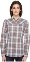 Roper 0833 Shadow Plaid Women's Clothing