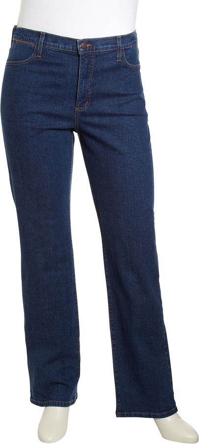 NYDJ Marilyn New York Straight-Leg Jeans, Women's