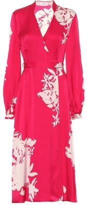 Equipment Andrese silk-blend dress